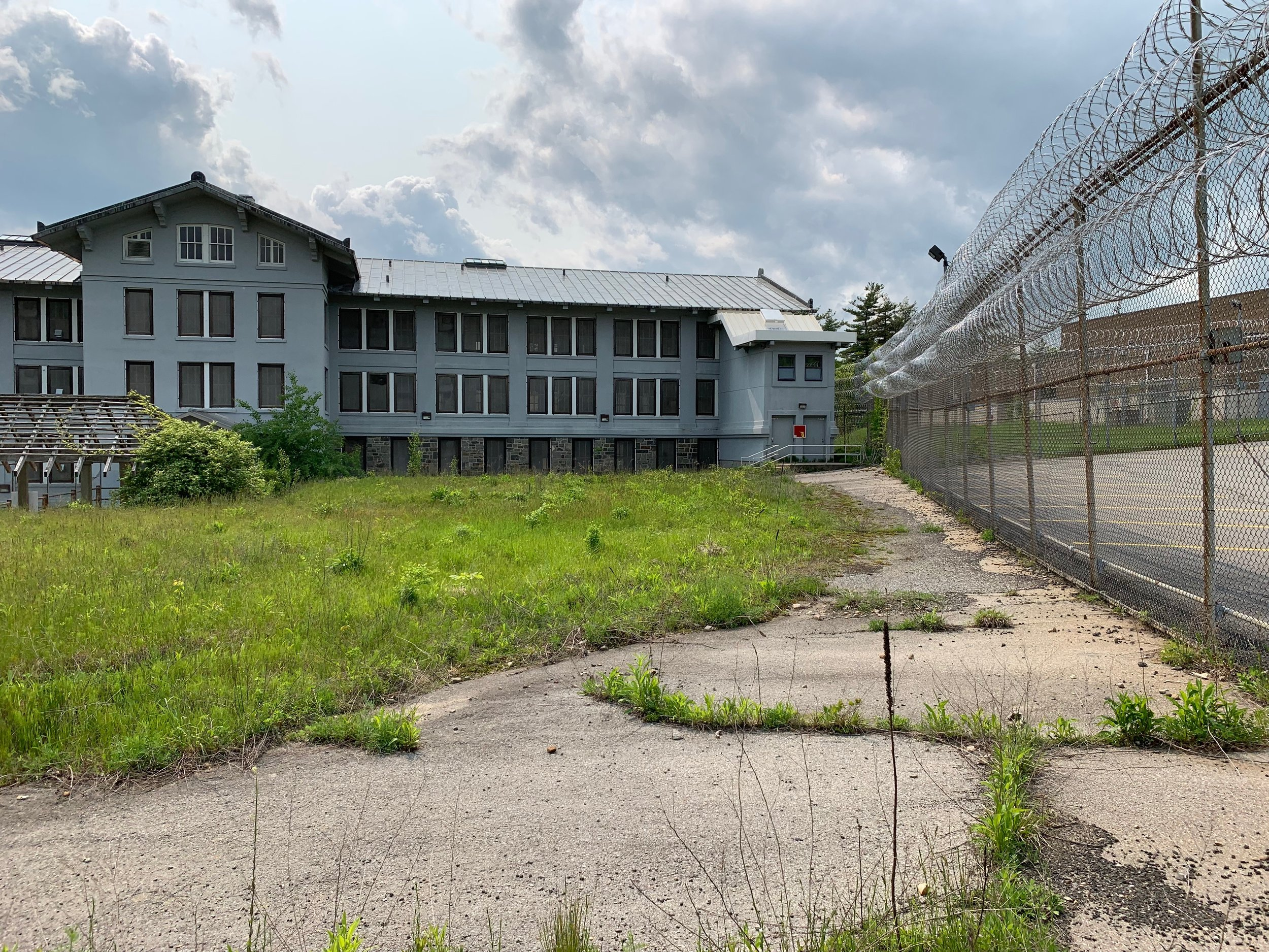 EMPIRE STATE DEVELOPMENT SEEKS A DEVELOPER TO BRING BACK TO LIFE THE 325-ACRE SITE WHERE THE HOTEL BALMORAL ONCE STOOD, FOLLOWED BY A SANATORIUM FOR TUBERCULOSIS PATIENTS, A VETERANS' REST HOME, A RESIDENCE AND HOME FOR THE DEVELOPMENTALLY DISABLED, AND A MINIMUM- AND MEDIUM-SECURITY PRISON.