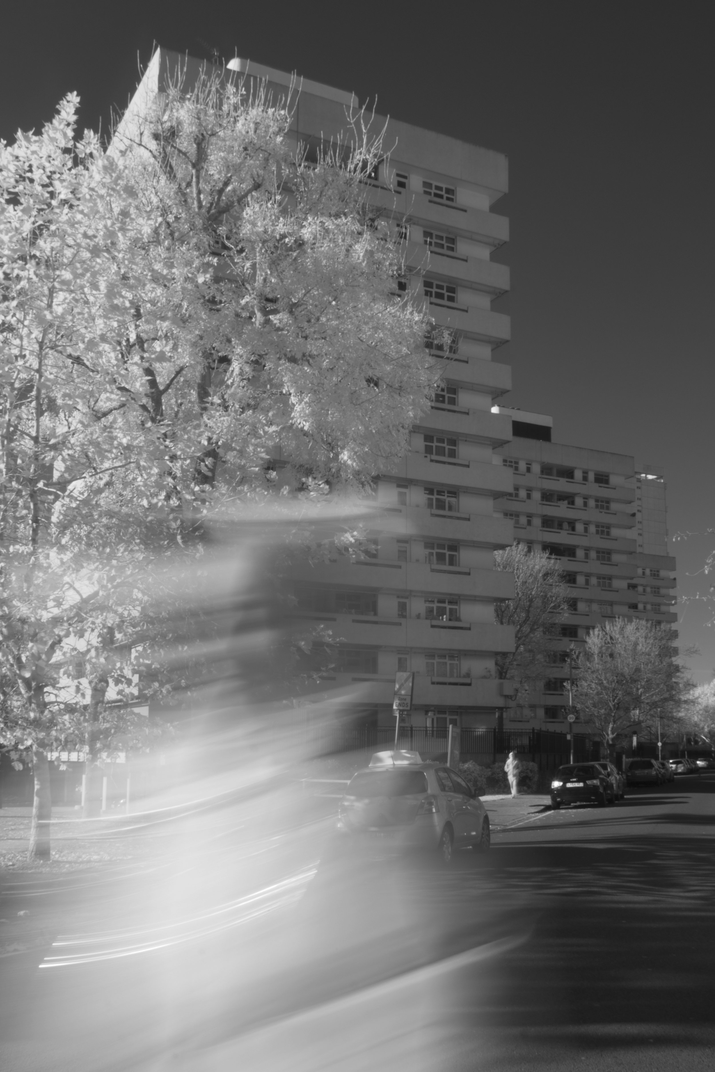 Infrared Photography, Street Photography