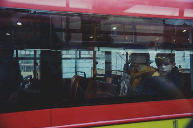 #london #uk #redbus #lonely #thinkingofyou #streetphotography #picoftheday #londonstreetstyle #aloneinlondon #bustobus