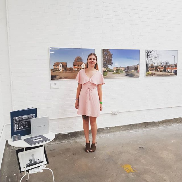 Had such a great time at the private view for my final degree show @trumanbrewery 🎓 If you want to see my work alongside some incredibly talented people the exhibition is running until Monday afternoon.  #photography #london #city #technology #digital #photoshop #architecture #university #first #canon70d  #canon5d #degree  #photographer #student #uwl #art #fineart #architecture #propertyphotography #degreeshow #freerangeshows