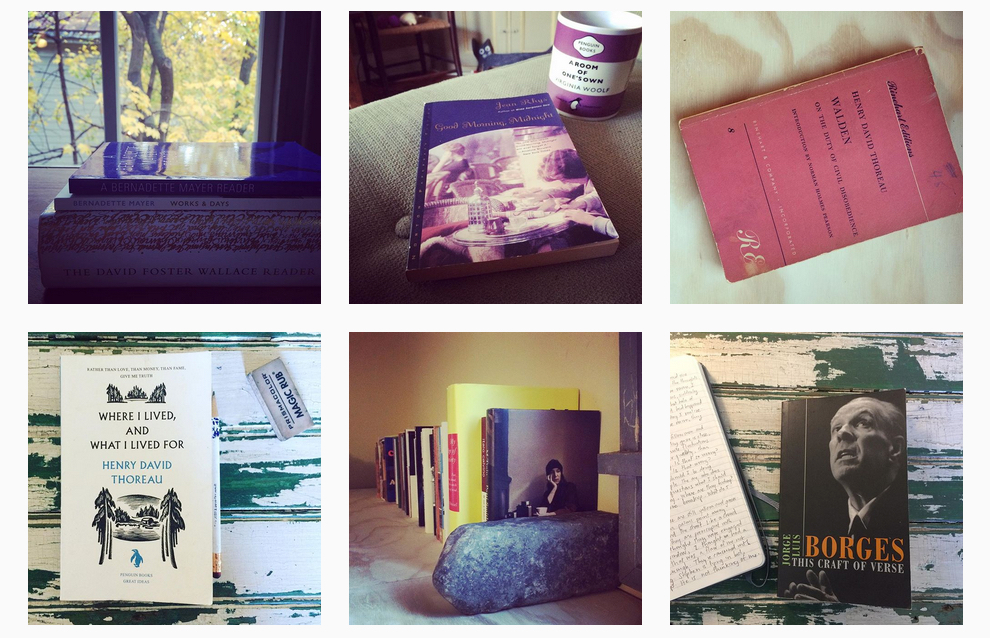 (A collection of images by Karen Schoemer during residency)