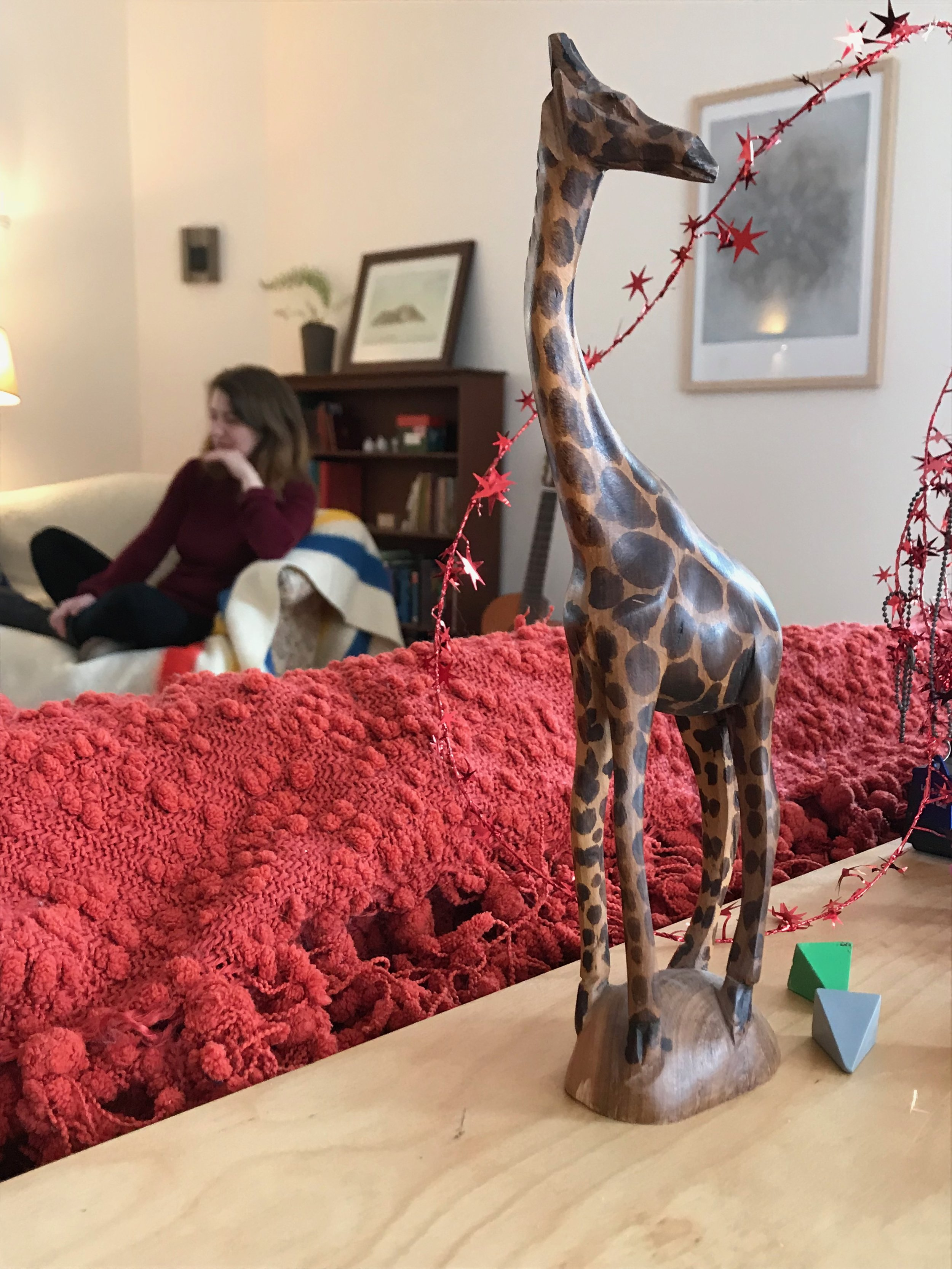 Part 4. - Giraffe's are Kinda My Thing