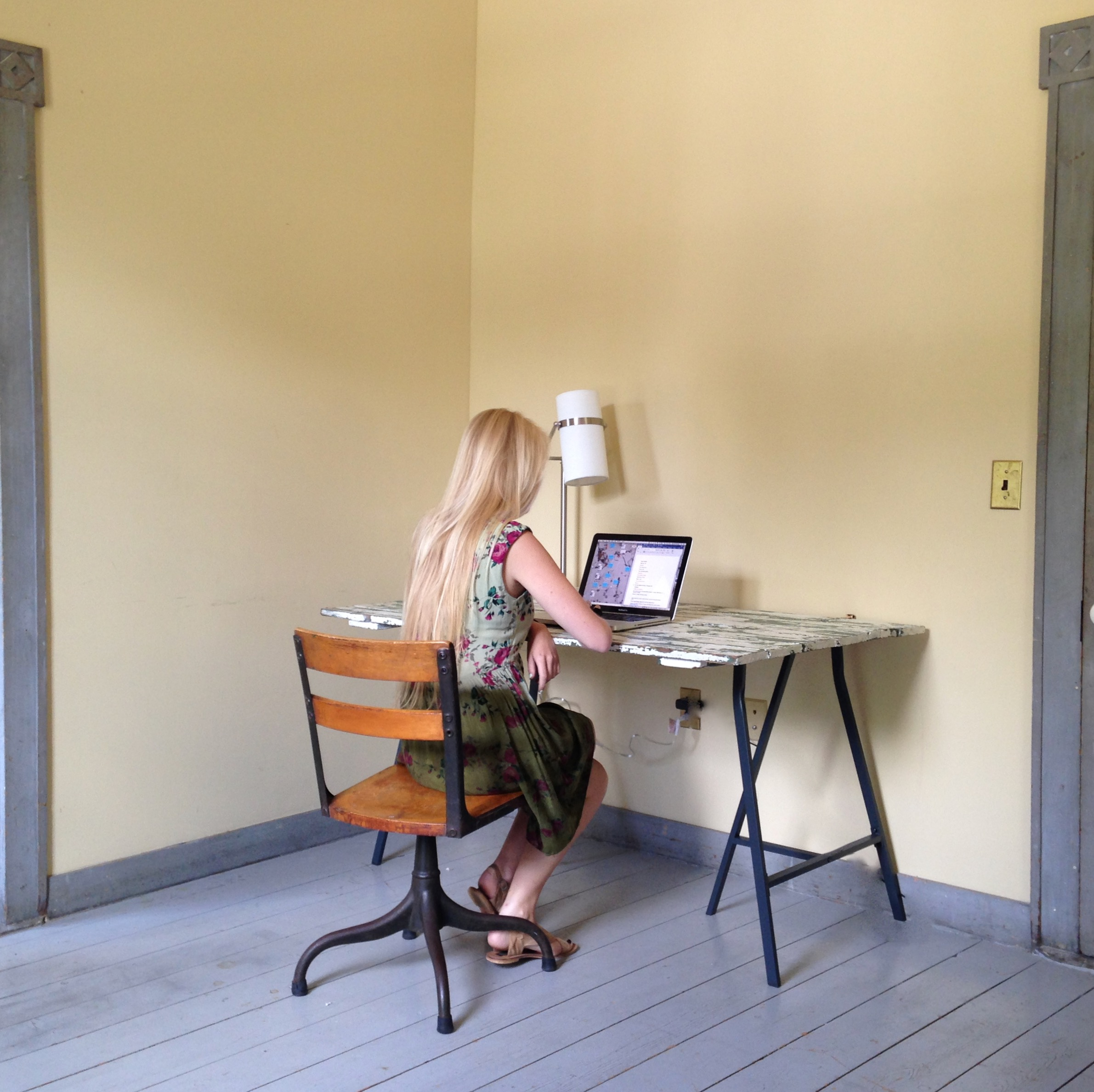 Women's Writing Room