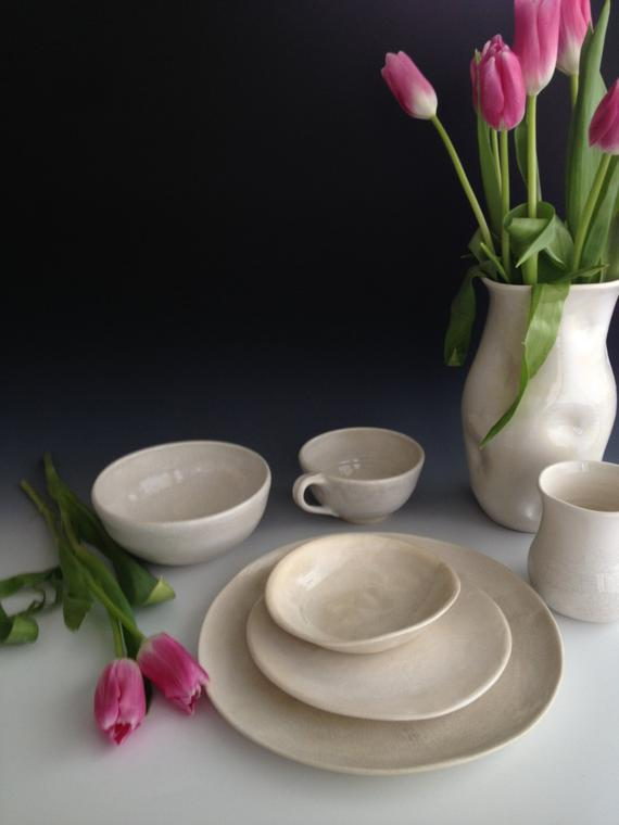 We want these  dishes  by Leslie Freeman—Dawn Breeze already has a set, jelly!!!
