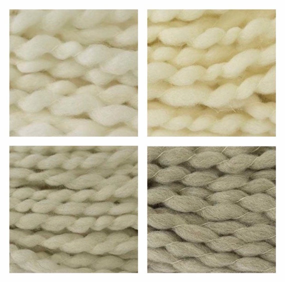 Natural dyed wool —Made to order wool sweater. Choose your palette for your new favorite wooly.