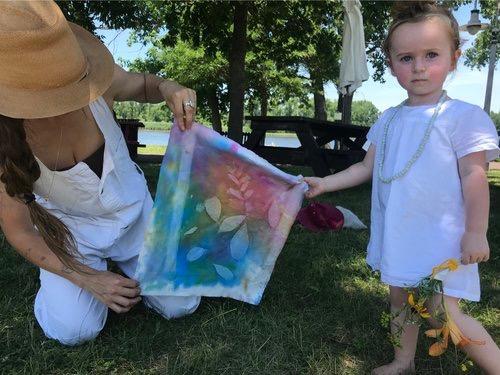 HRE Summer market. Take Care fair. Childrens Art Pop up.JPG