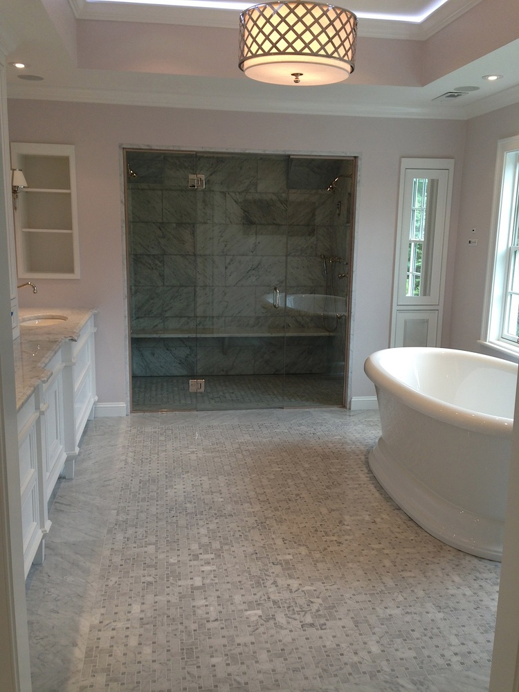 Needham Master Bath