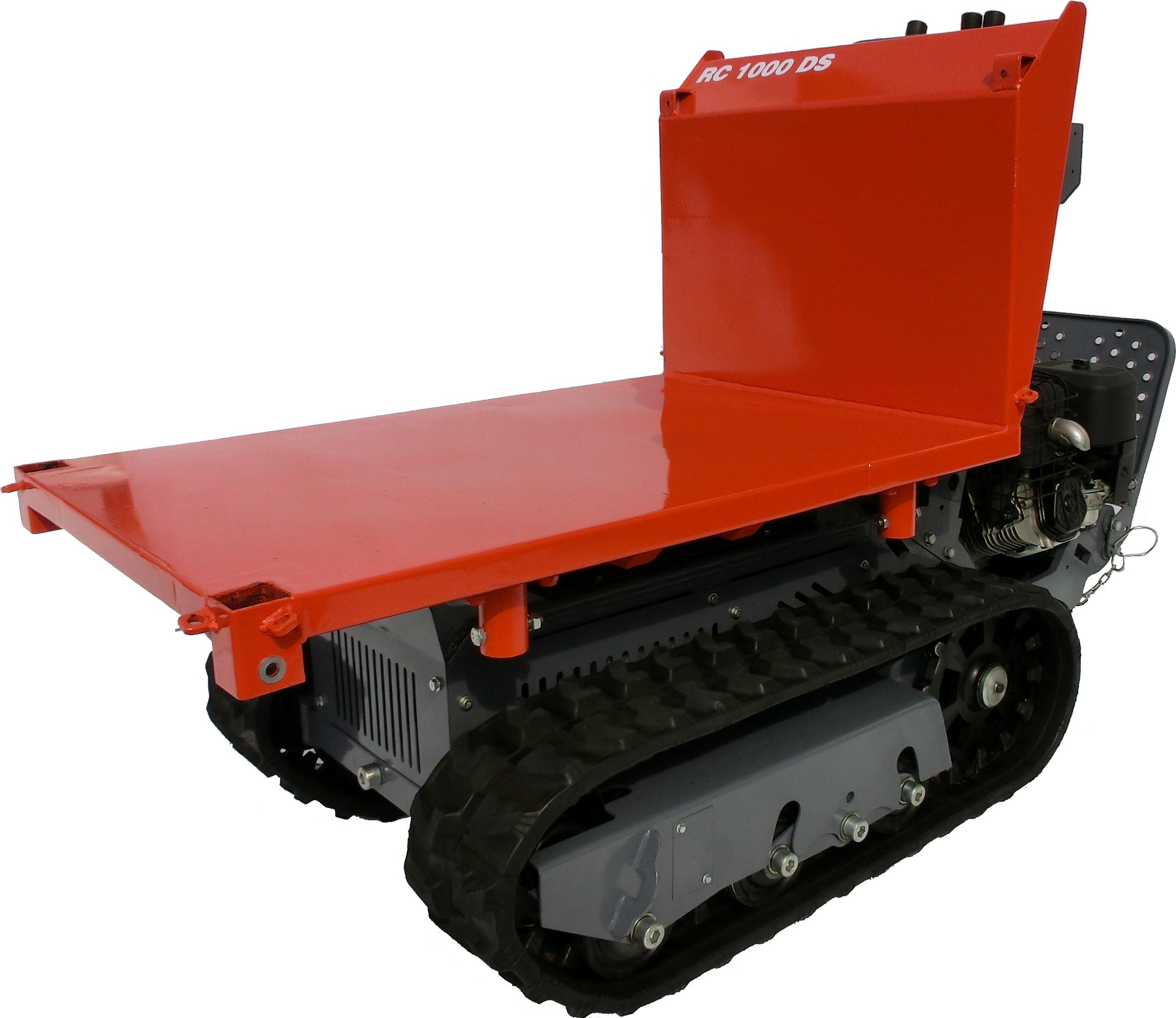 RC1000_track_haul_dump_PMI_Equipment