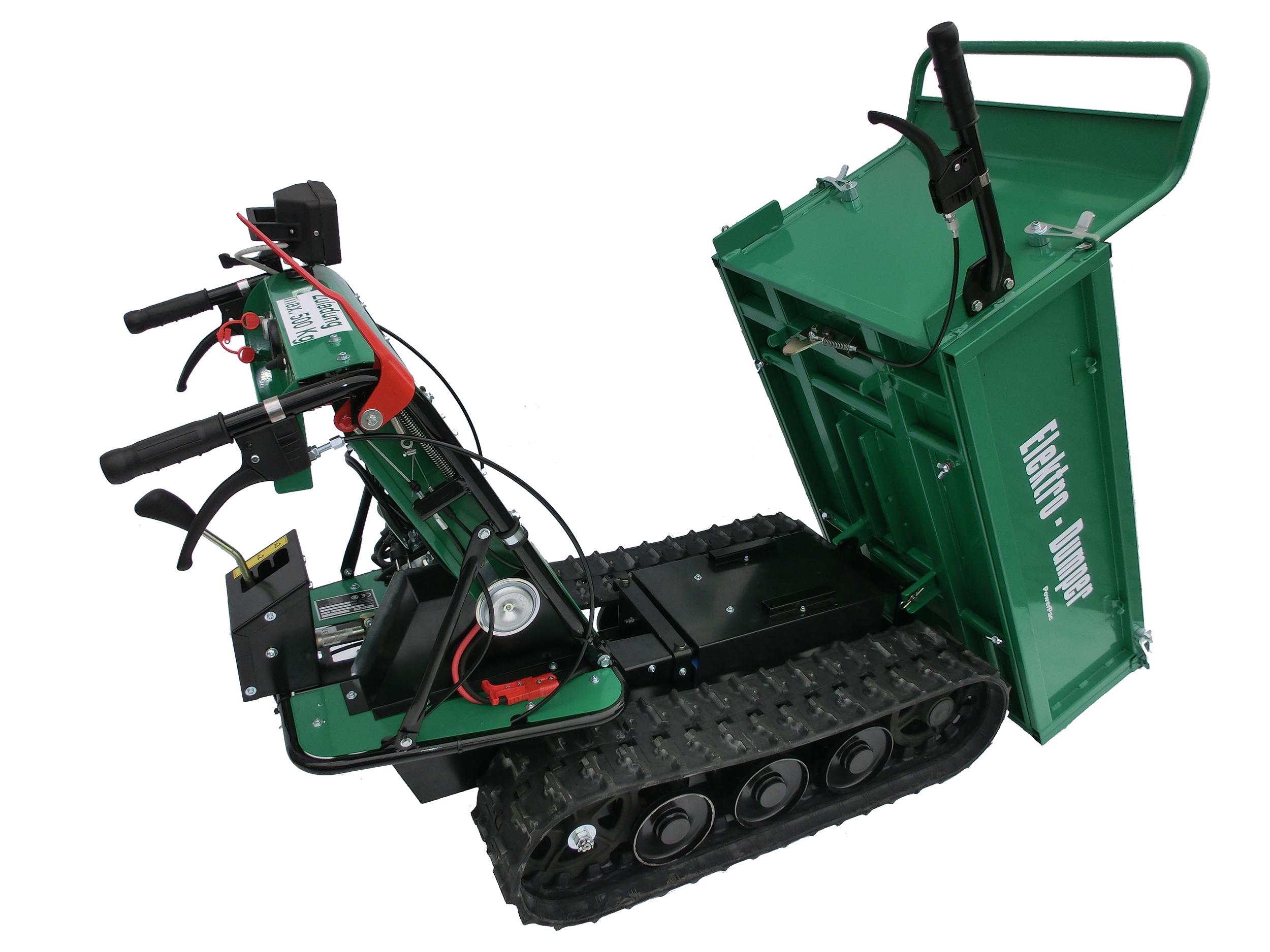 RDE500_Electric_Track_Dumped_PMI_Equipment