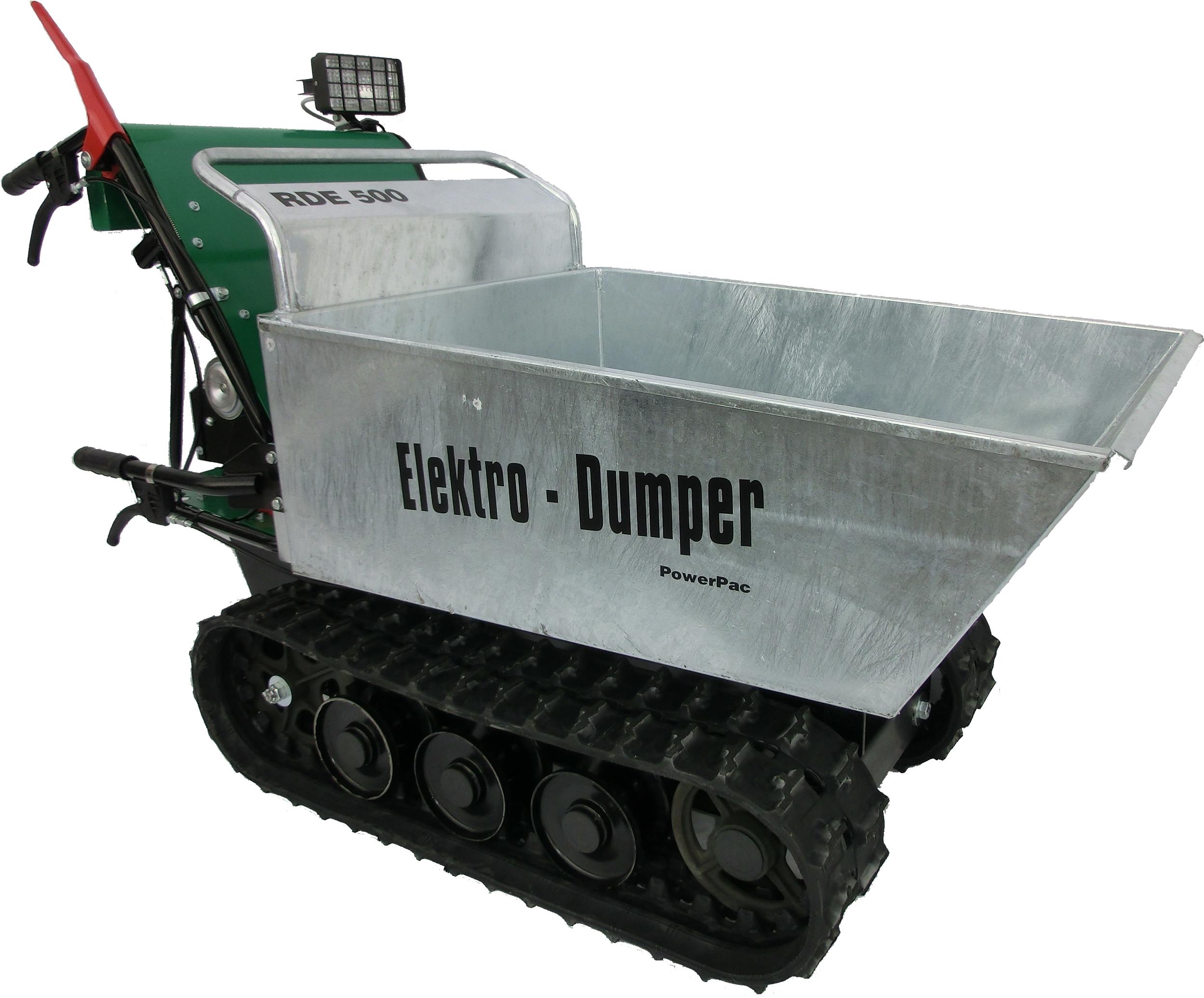 RDE500_Electric_Dumper_Cargo_PMI_Equipment