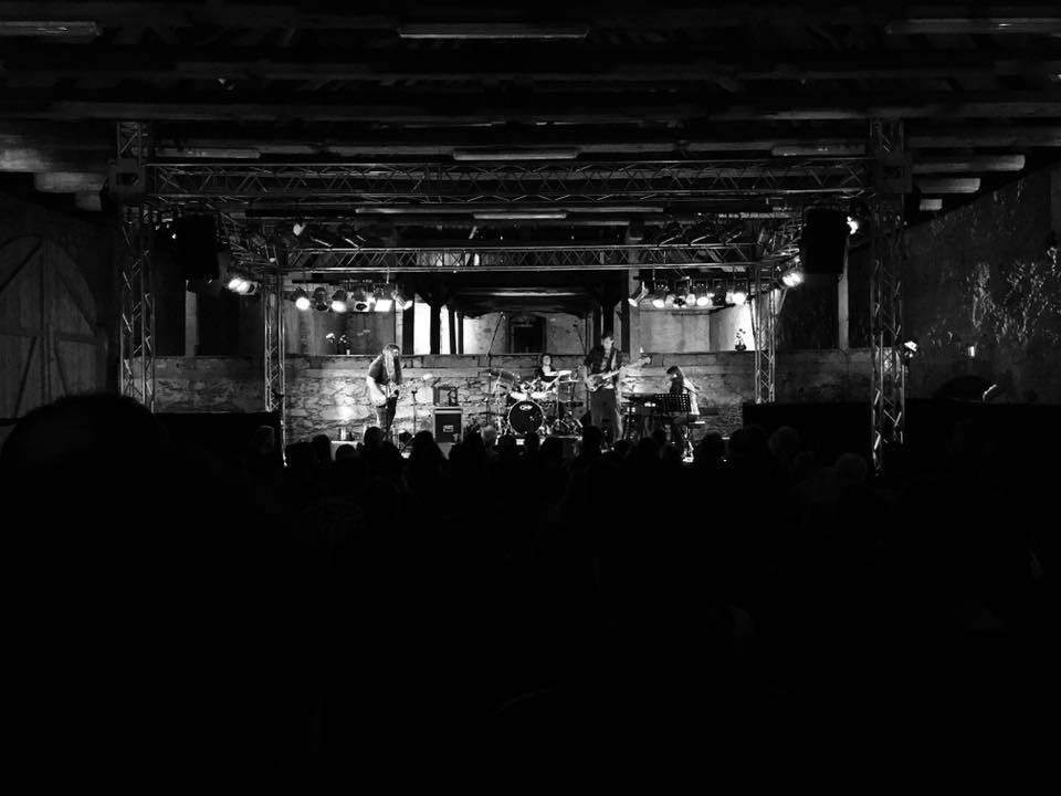 The Ben Forrester Band at International Blues & Rock Festival Altzella