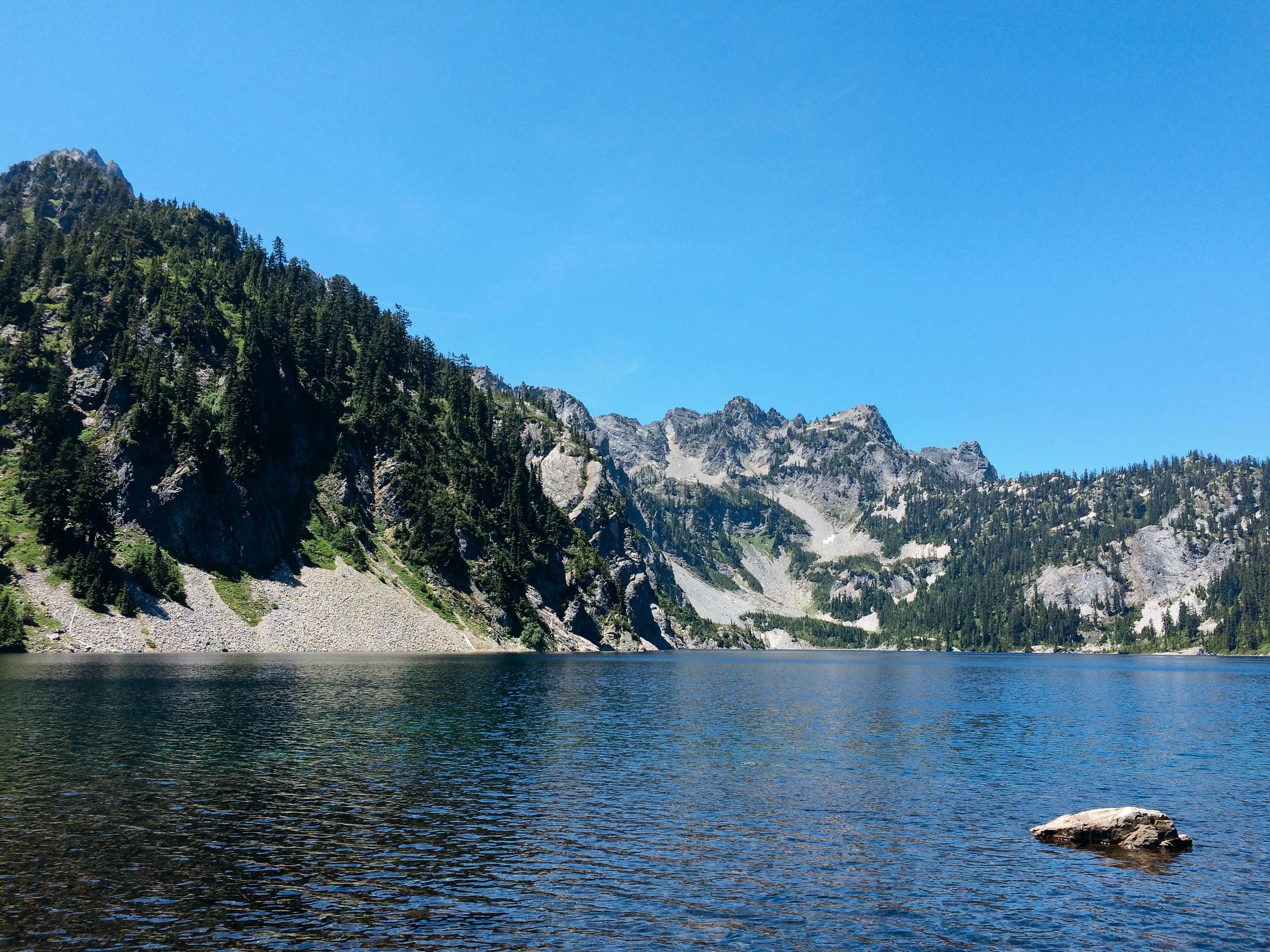 Snow Lake