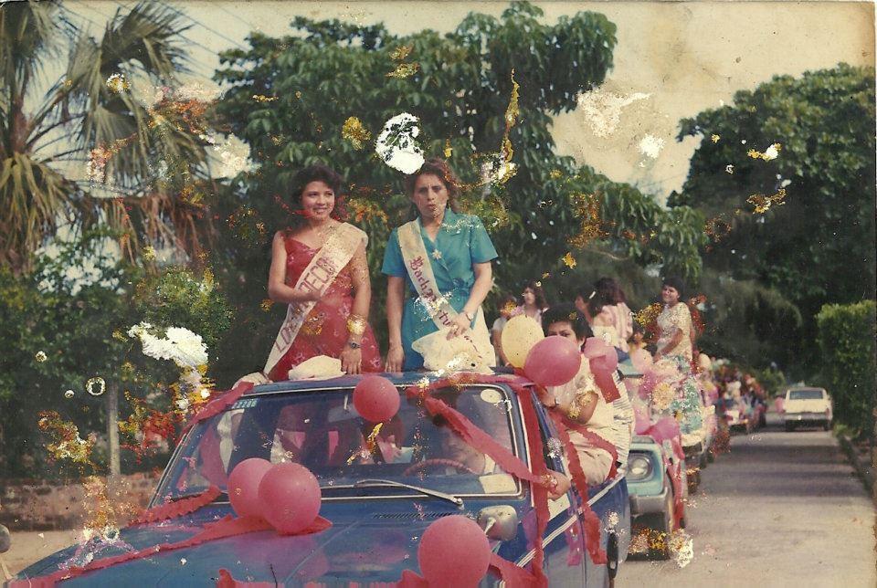 Festival in San Miguel, El Salvador