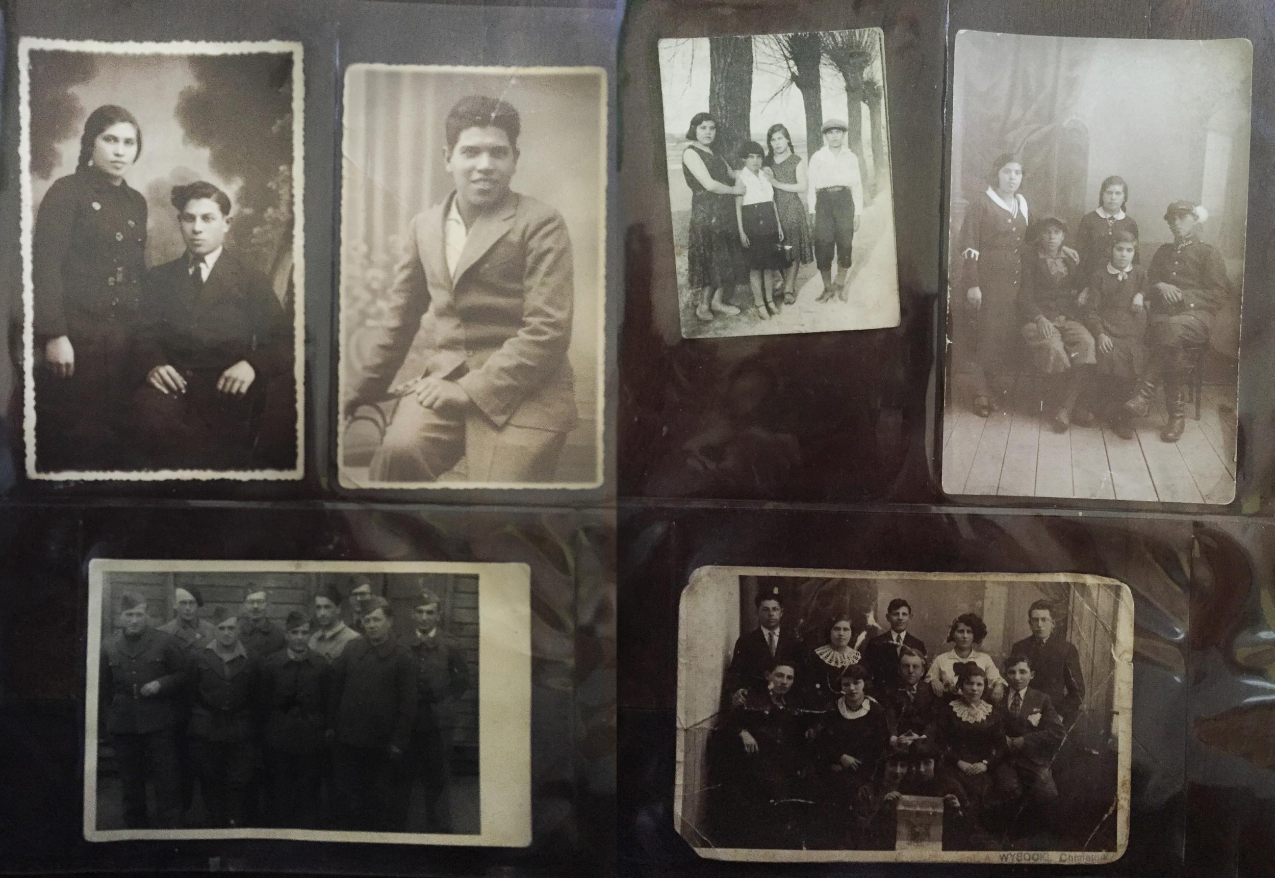 Janine Janowski's family album. Photographs from Poland, 1930's, Muriel Hasbun archive.
