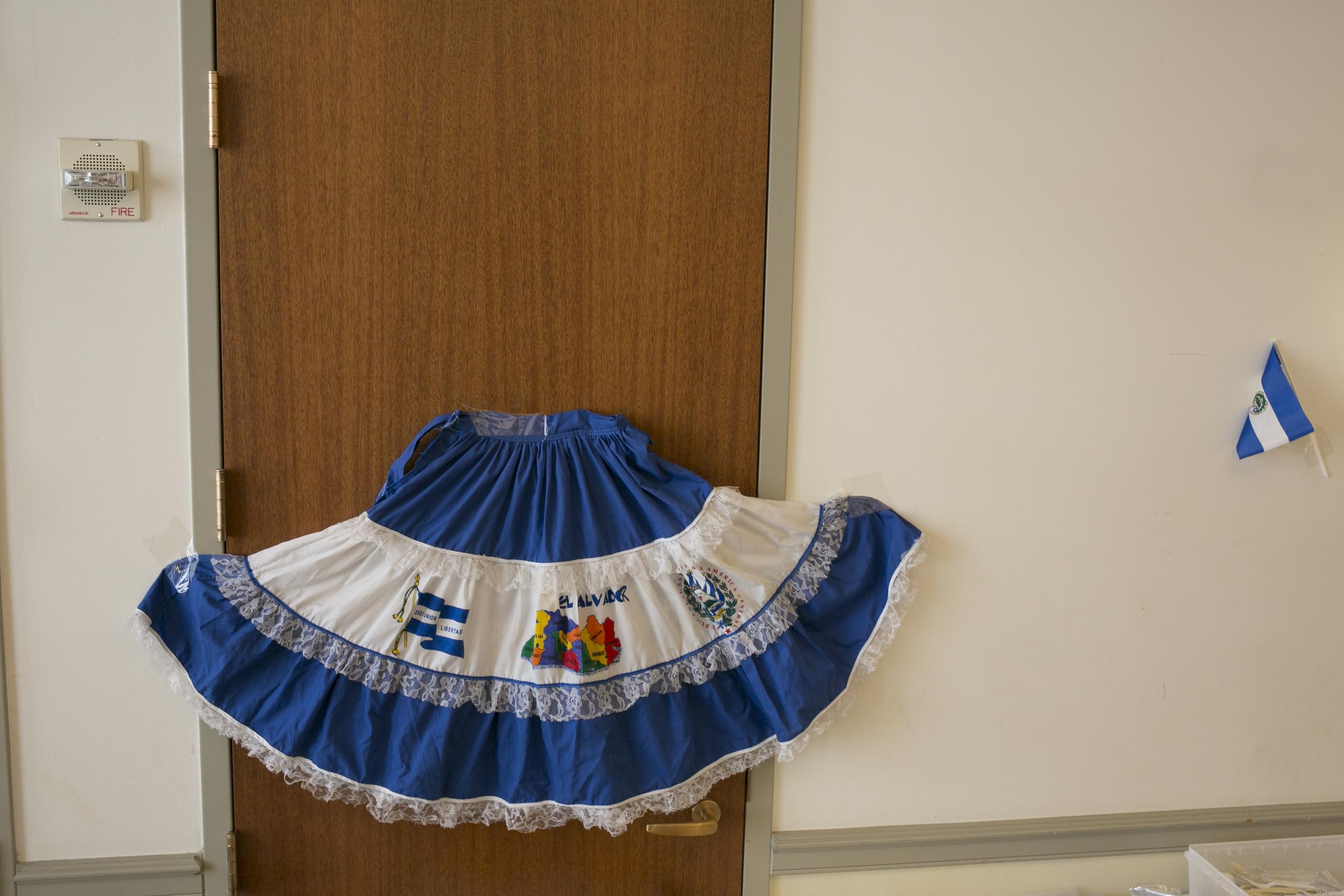 """El Salvador Day"" at Calvary Baptist church in Washington D.C."