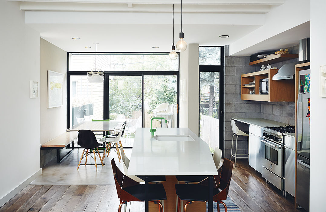 practical_magic-brooklyn-renocation-kitchen-caesarstone-countertop-stainless-steel-ikea-cabinetes-green-vola-faucet-1.jpg