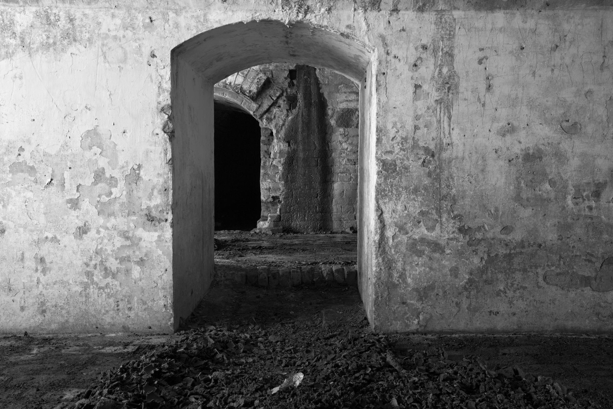 Interior Casemate
