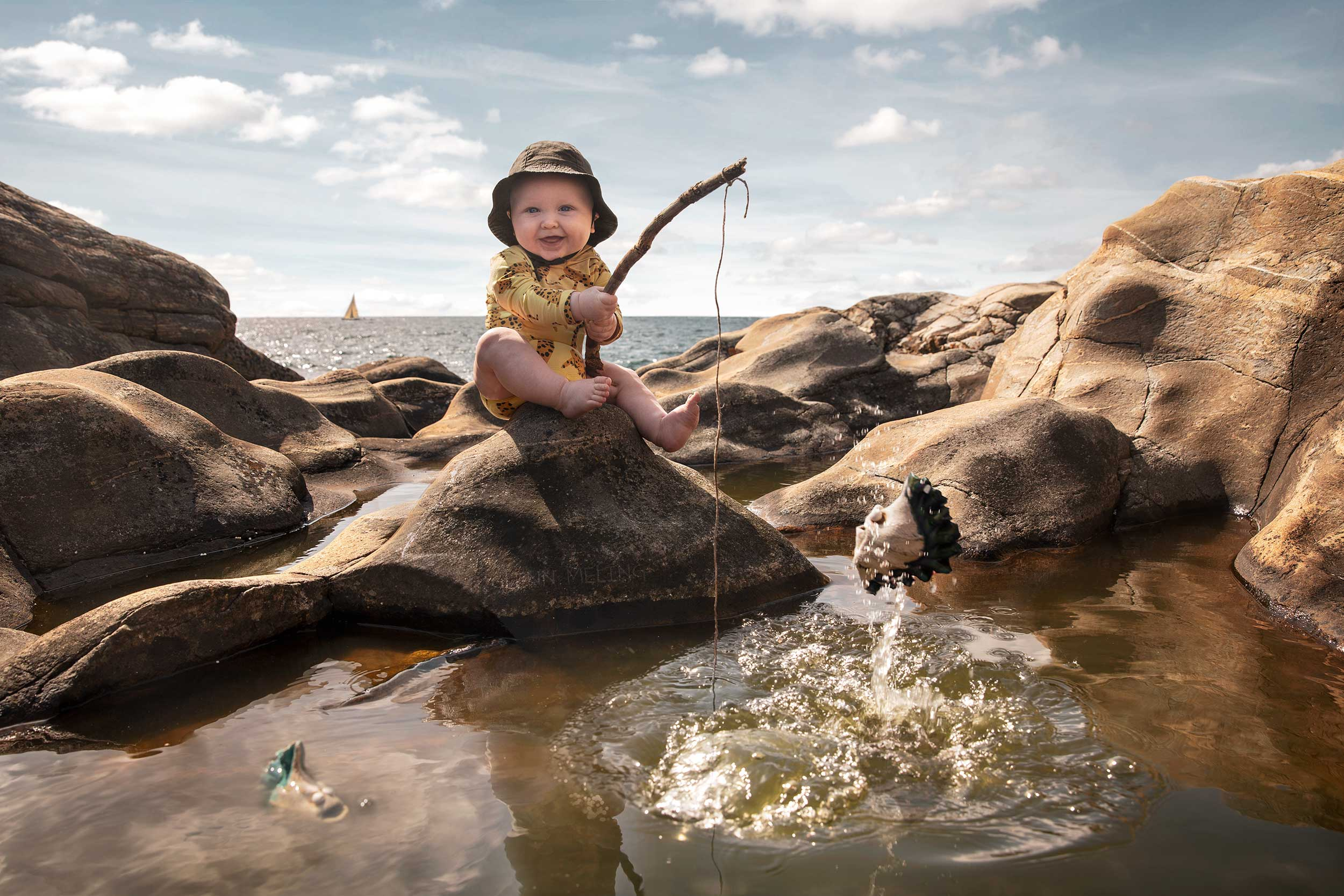 Brage 5 months old - Photo: Glenn Meling - Behind the scenes and more is on my  Facebook page .
