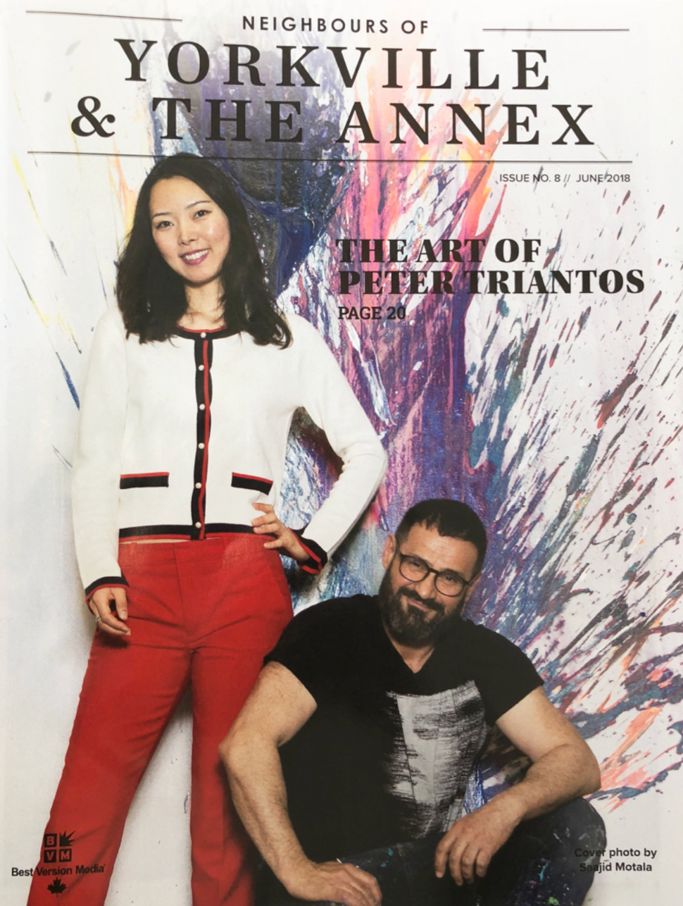 Yorkville & The Annex - June 2018