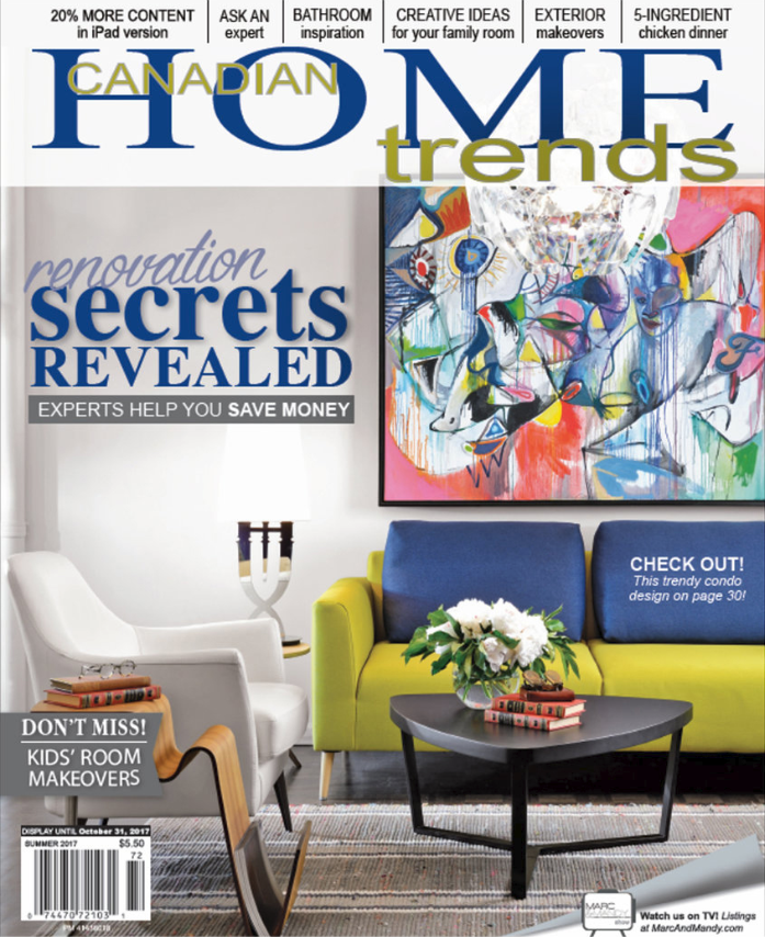 Canadian Home Trends - October 2017