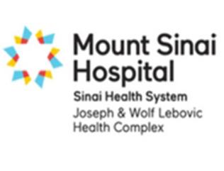 Mount Sinai Hospital - October 2017