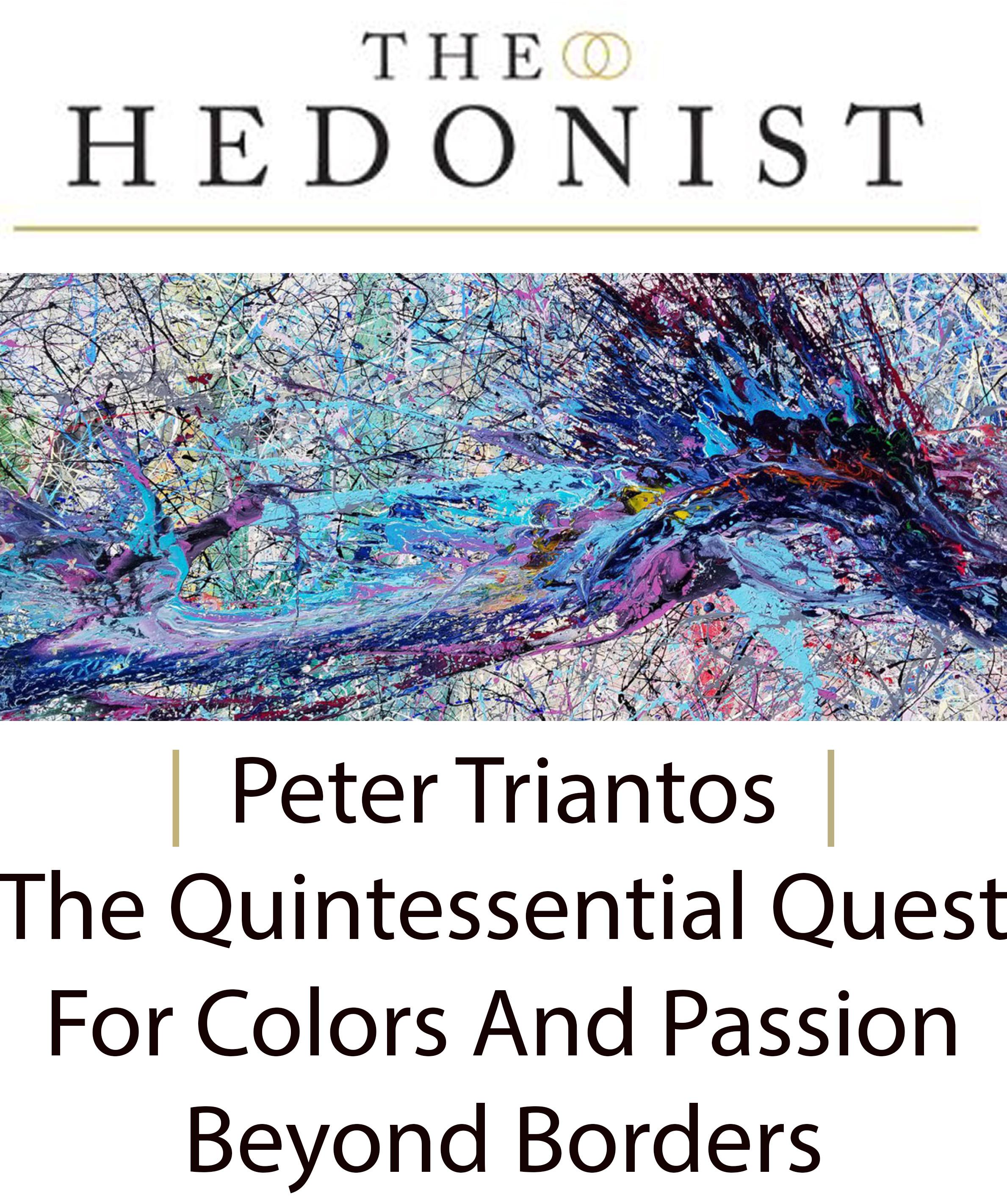 The Hedonist Magazine - July 2018