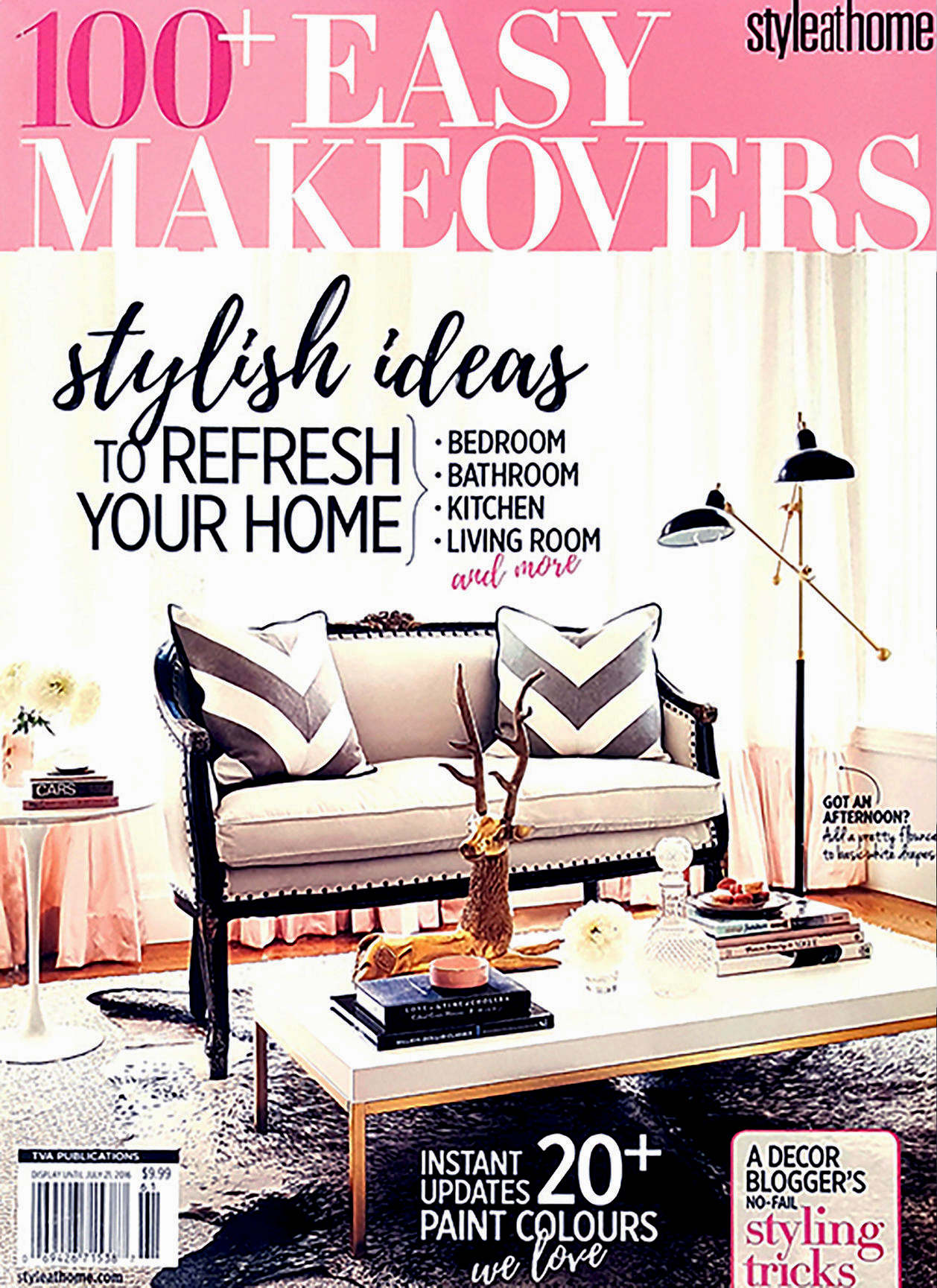 Style at Home - July 2016