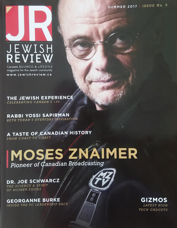 Jewish  Review - Summer 2017