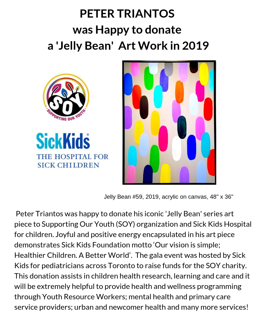 Sick Kids and SOY