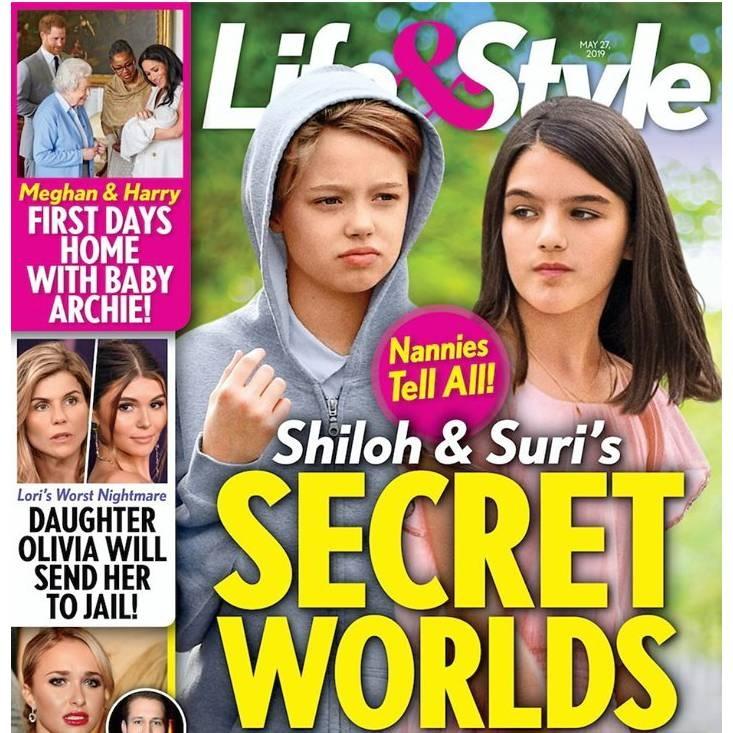 Life & Style Magazine, USA