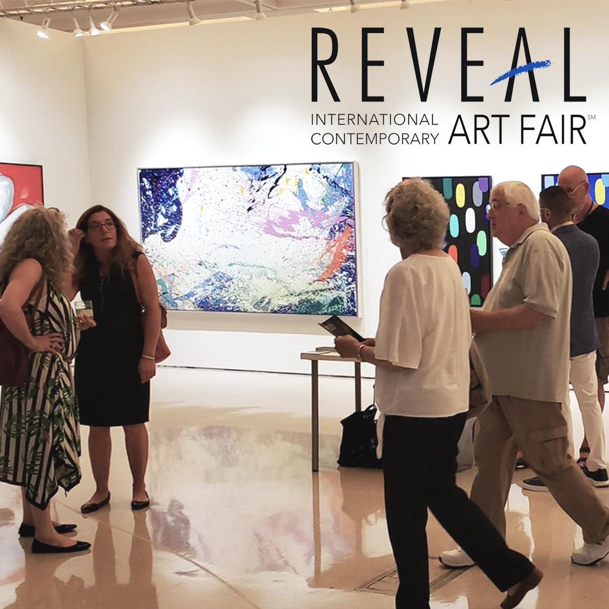REVEAL Art Fair - July 18-21