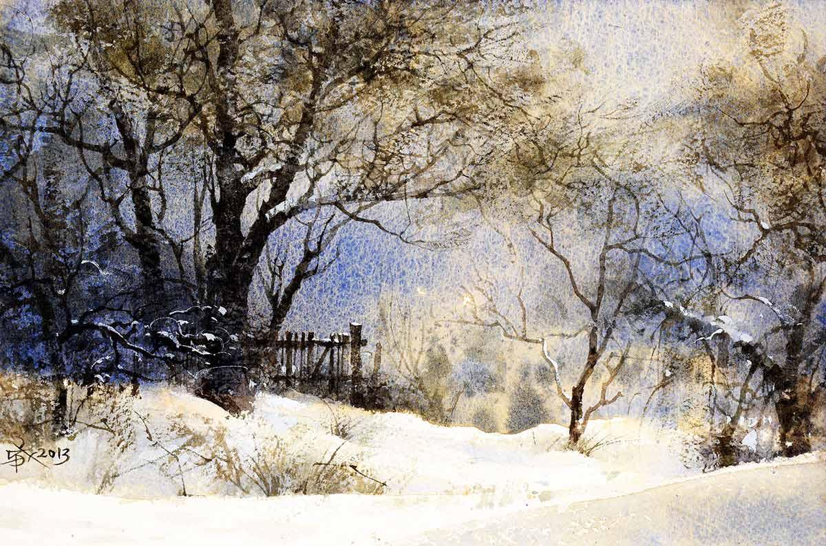 Chien snowy tree.jpg