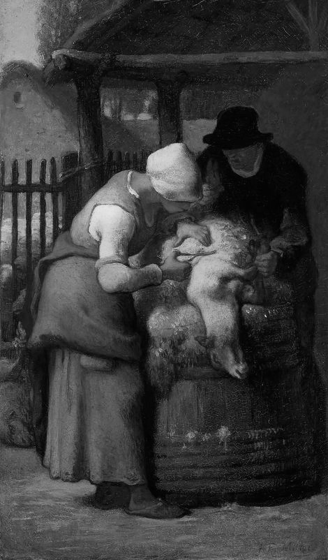 millett sheep shearers b&w.jpg