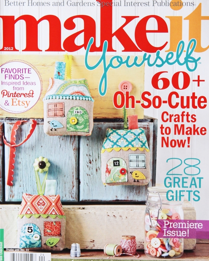 MAKE IT YOURSELF  2012