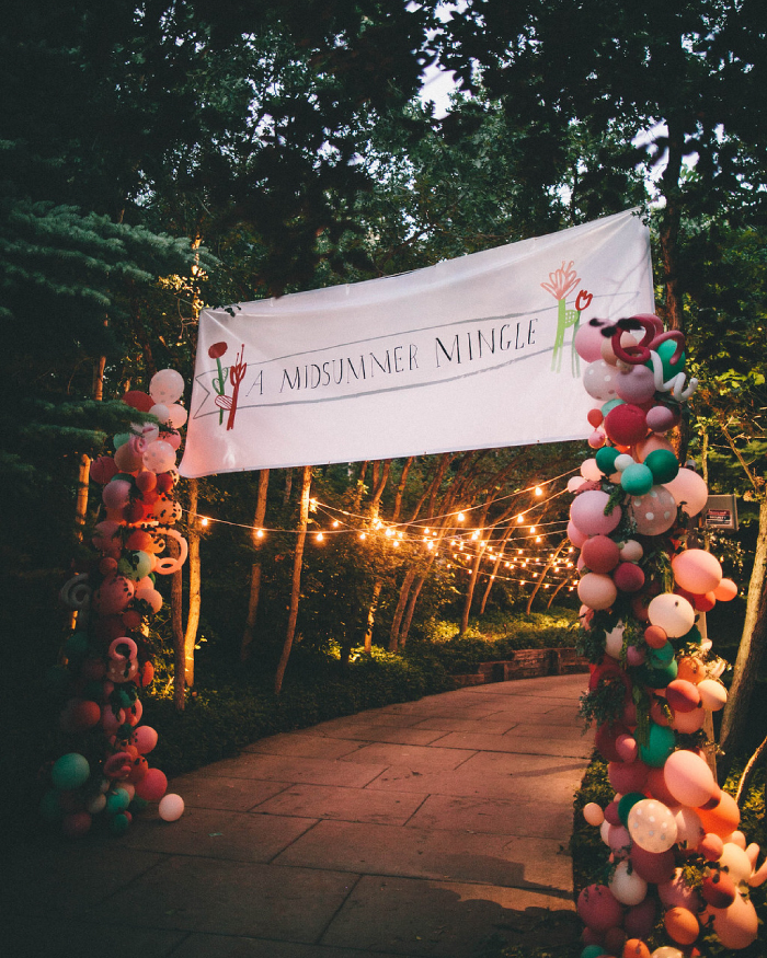SARAH JANE STUDIOS • A MIDSUMMER MINGLE