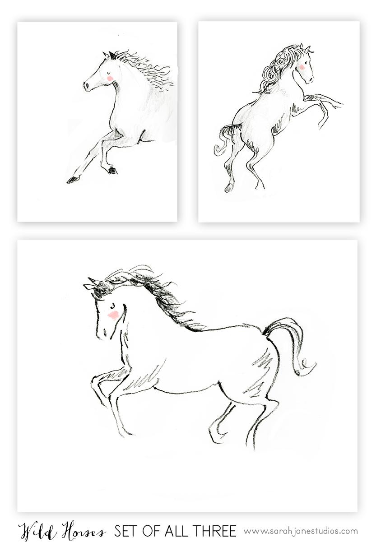 WILD HORSE SET SHOP