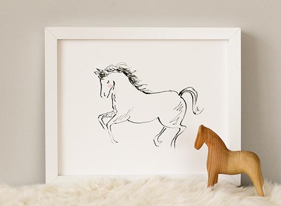 wild horse.sarahjane