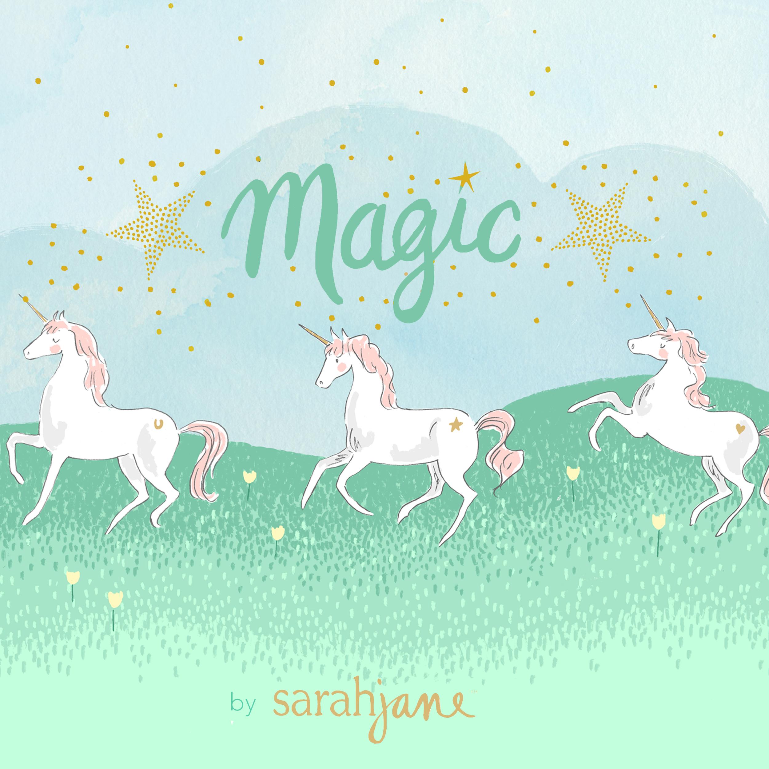 magic by sarah jane