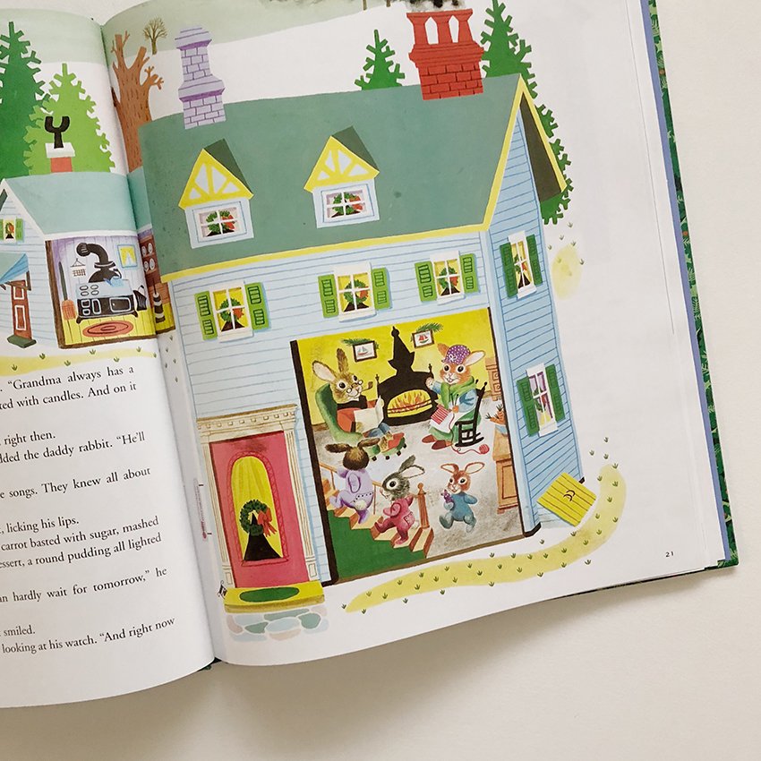 Book of the Week: Richard Scarry's The Animal's Merry Christmas