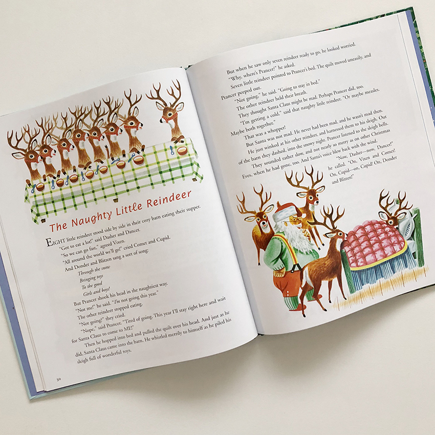 Book of the Week: Richard Scarry's Animal Merry Christmas