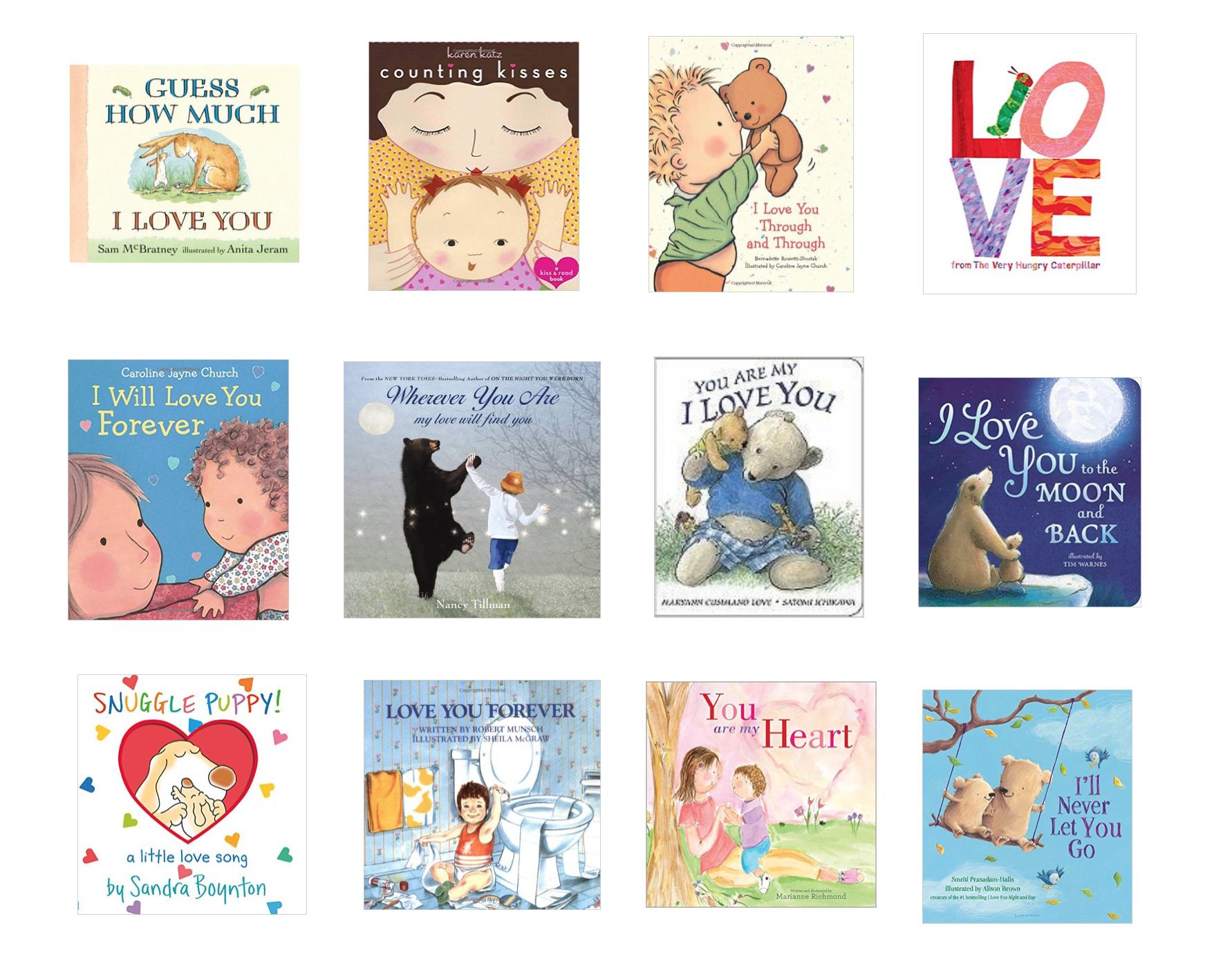 Love-ly Books (Part 2 & 3) — Cristina Toff