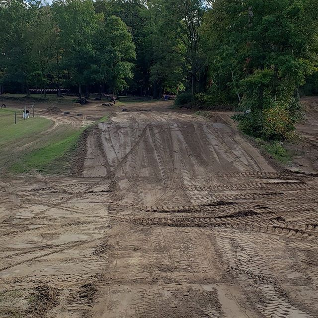 Track is PRIME for tomorrow's District 14 MX - State Series Championship Race!!!! Mini-money moto, and sand for days are on tap for Sunday!