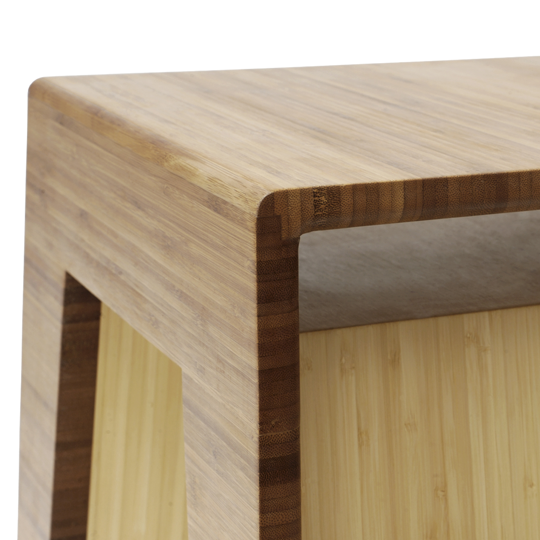 Hollow End Table Brave E Design