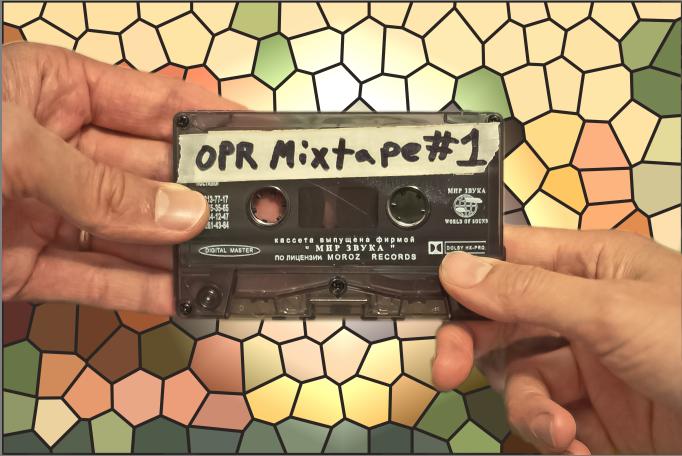 opr mixtape #001
