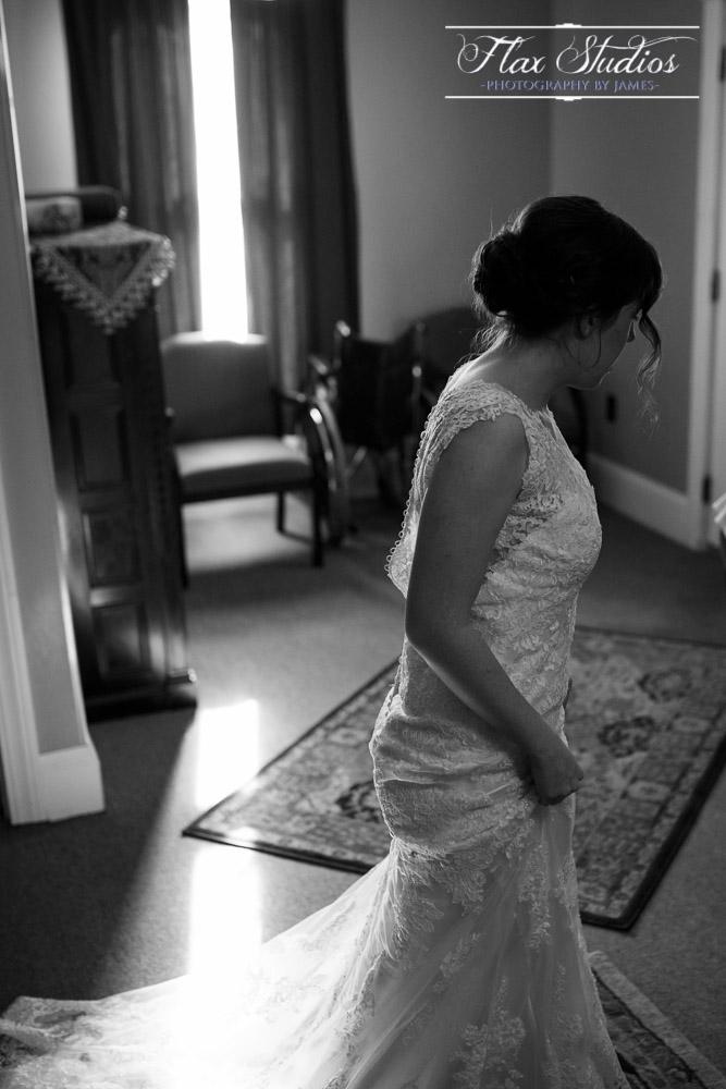 Bridal Portraits Getting Ready