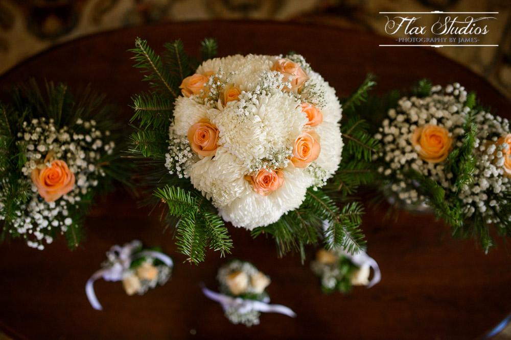 Wedding Flowers by Simple Elegance of Maine