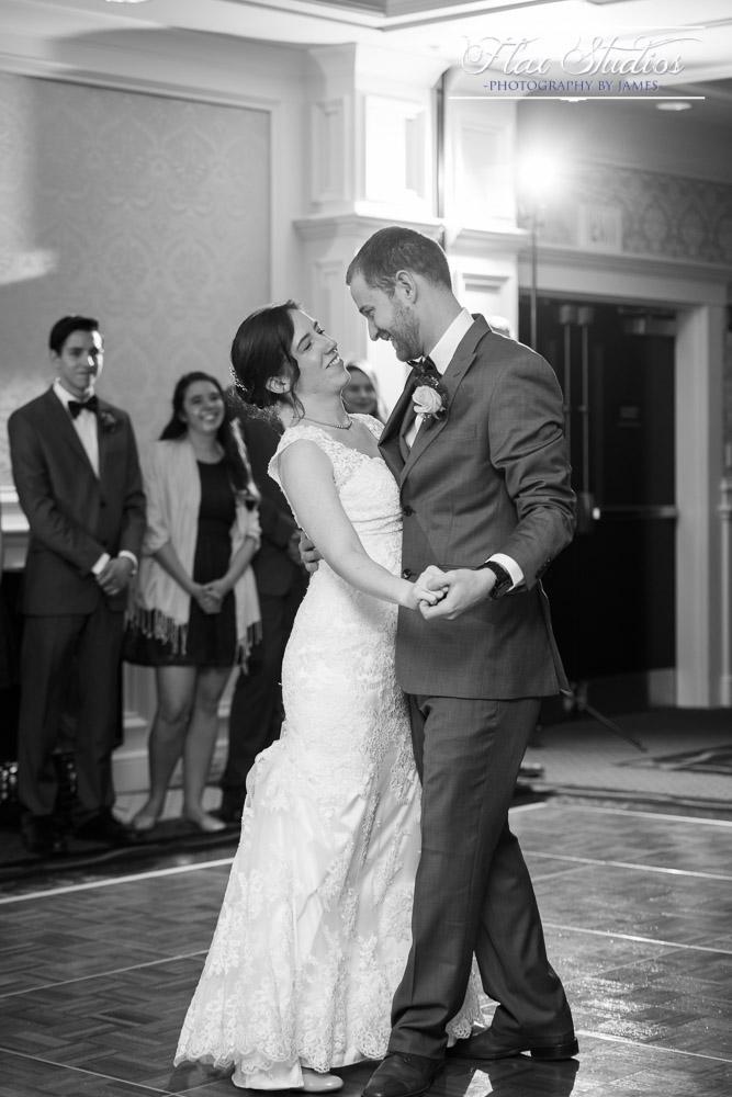 First Dance at Hilton Garden Inn
