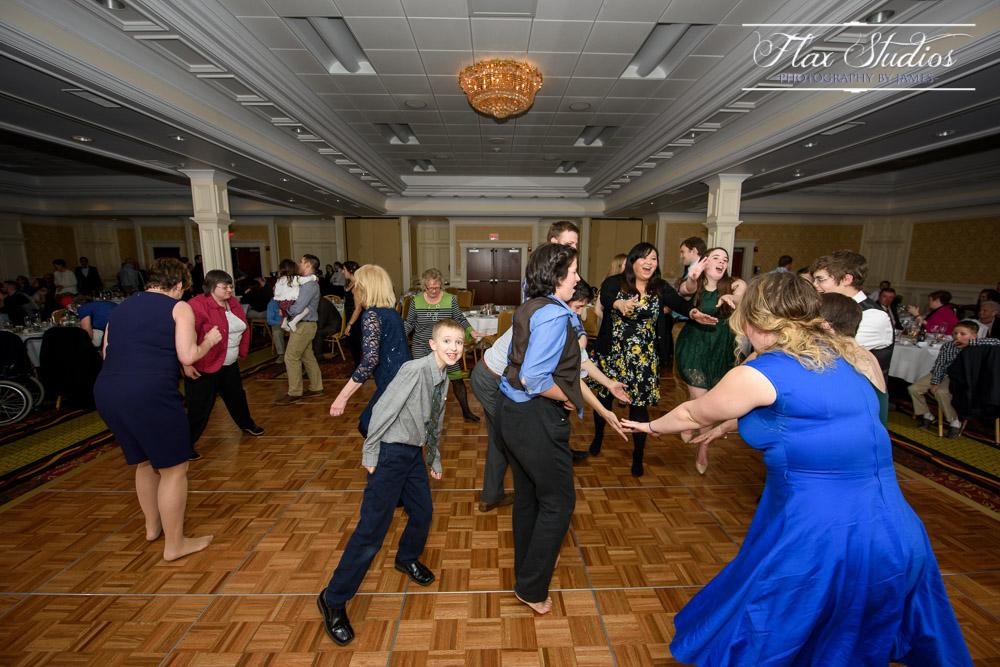 Hilton Garden Inn Dance Floor