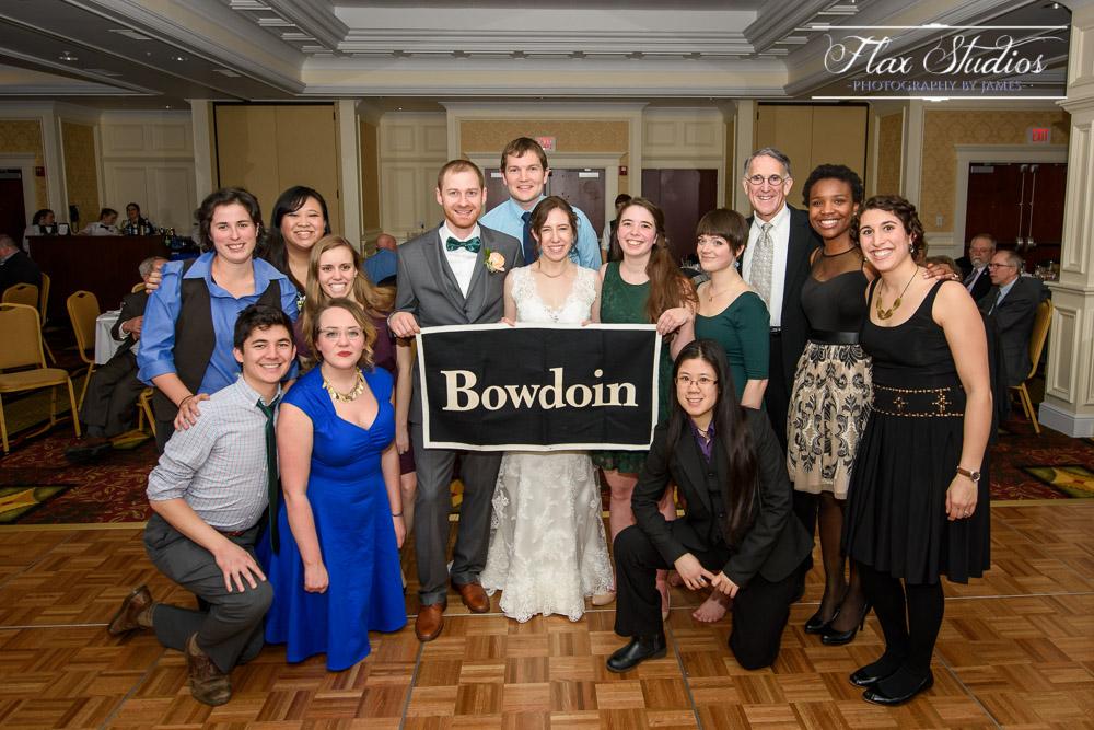 Bowdoin College Wedding Photographer