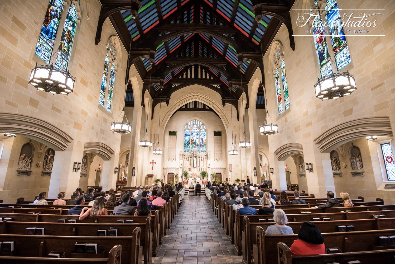 Church of Saint Joseph Wedding Bronxville
